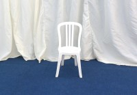 Plastic Bistro Chair - White.jpg